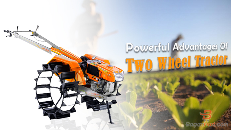 Powerful Advantages of Two Wheel Tractor, two wheel tractor in myanmar, myanmar tractor, kubota myanmar, tractors in myanmar, baganmart